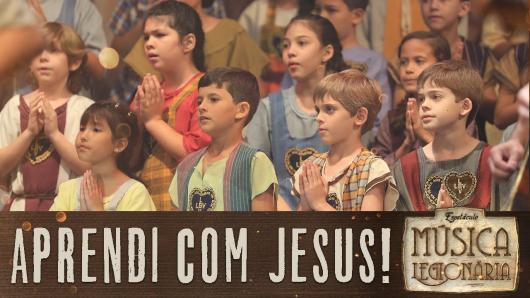 Aprendi com Jesus!
