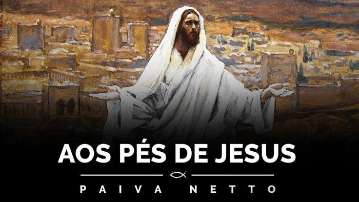 Aos Pés de Jesus - orações de Paz