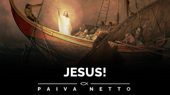 Oração Jesus! - orações de Paz #17