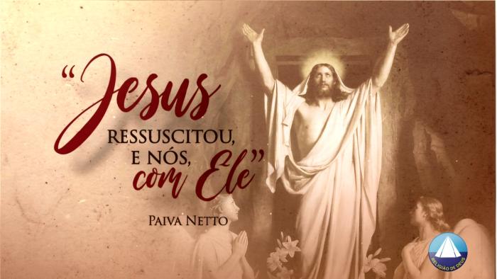 Série Semana Santa — Jesus Vive! #1 Superação dos desafios