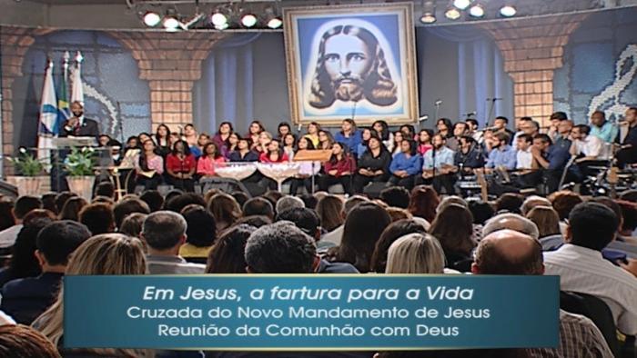 Em Jesus, a fartura para a Vida - Parte 2