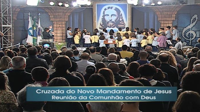 Com Sua Volta Triunfal, Jesus ressuscita o mundo - Parte 1