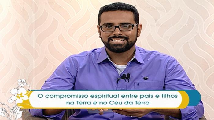 O compromisso espiritual entre pais e filhos