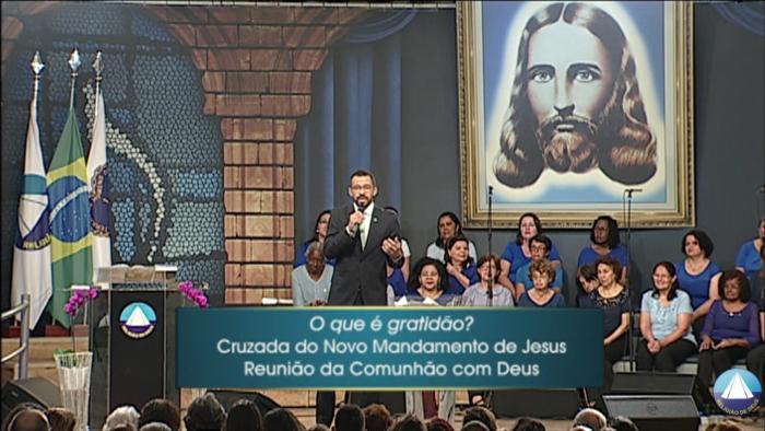 O que é gratidão? - Cruzada do Novo Mandamento de Jesus